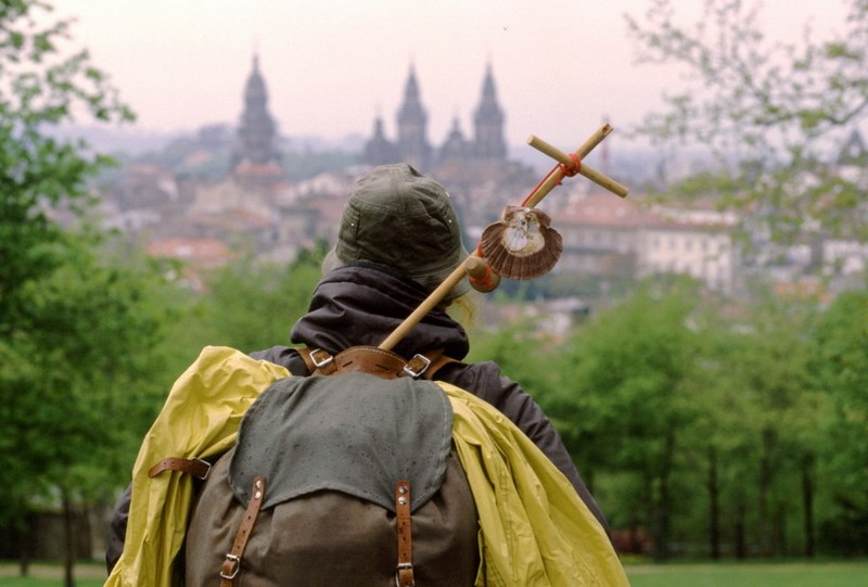 Путь апостола Иакова Зеведеева. Сантьяго де Компостела. Испания