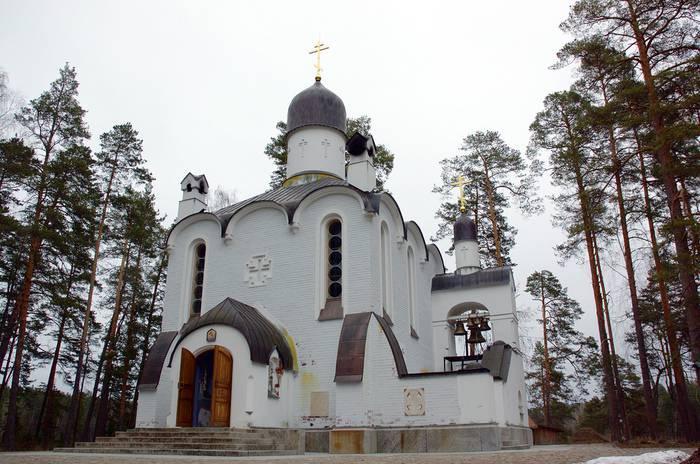 Валаам. Скит Александра Невского