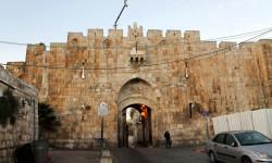 Иерусалим. Старый город. Львиные ворота
