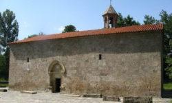 Церковь Святого Елисея в удинском селении Нидж. Азербайджан