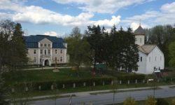 Монастырь святого великомученика Георгия Победоносца в деревеньке Гётшендорф