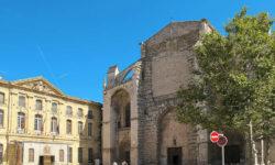 Собор Сен-Максимина, где хранится глава св.Марии Магдалины