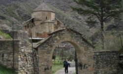 Монастырь Атенский Сион. Грузия