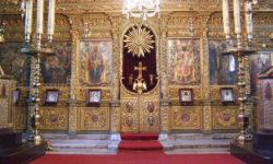 Храм в Патриархии. Стамбул