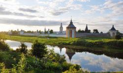 Прилуцкий монастырь. Вологда