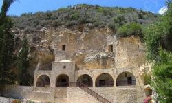 Монастырь Святого Неофита. Кипр