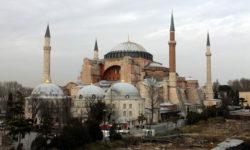 Святая София. Стамбул.