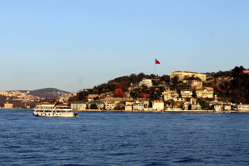День апостола Андрея — праздник православных жителей Стамбула - Чувашская Митрополия Паломнический отдел