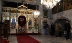 Влахернская церковь. Стамбул
