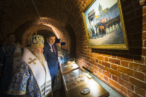 Музей, посвящённый истории Казанской иконы Божией Матери
