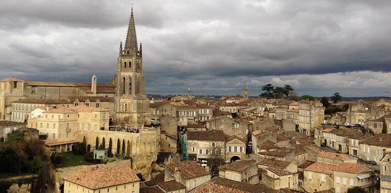 Сент-Эмильон. Франция