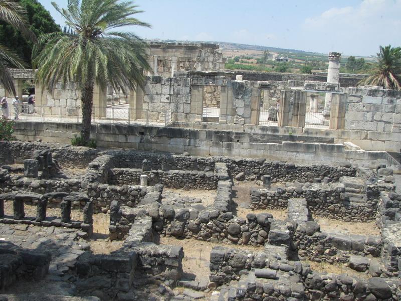Капернаум. Израиль