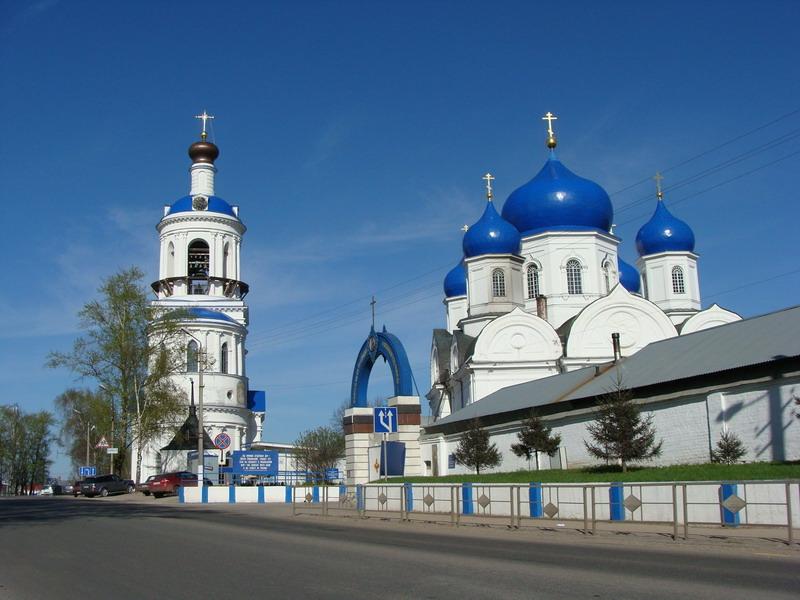 Cвято-Боголюбовский монастырь - Чувашская Митрополия Паломнический отдел
