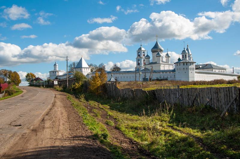Никитский монастырь. Переславль-Залесский