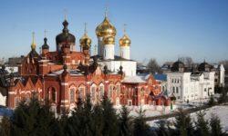Богоявленский Анастасиин женский монастырь. Кострома