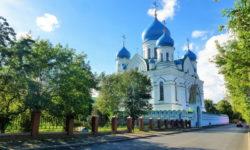 Николо-Перервинский монастырь. Москва
