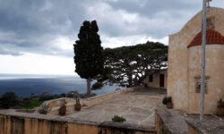 Монастырь Превели. Остров Крит