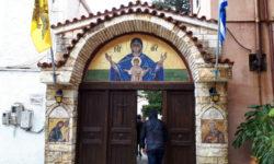 Монастырь Панагия Палиани. Крит
