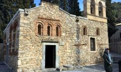Монастырь Кера Кардиотисса. Остров Крит