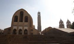 Кафедральный Собор Святого Марка. Каир