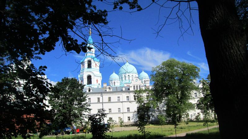 Фотоотчет о паломничестве в Санкт-Петербург - Чувашская Митрополия Паломнический отдел