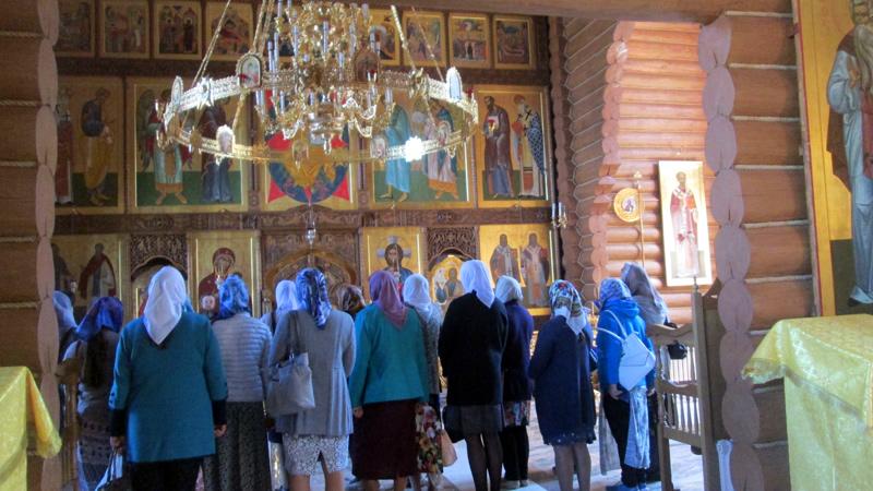Фотоотчет о поездке в Алатырь 10 июля - Чувашская Митрополия Паломнический отдел
