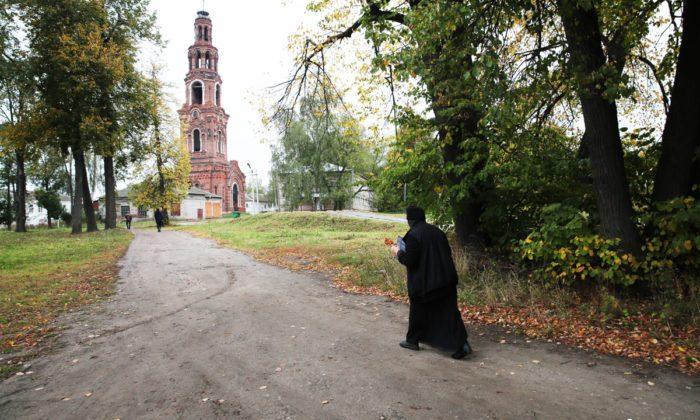Женский Петропавловский монастырь в Юрьеве-Польском - Чувашская Митрополия Паломнический отдел