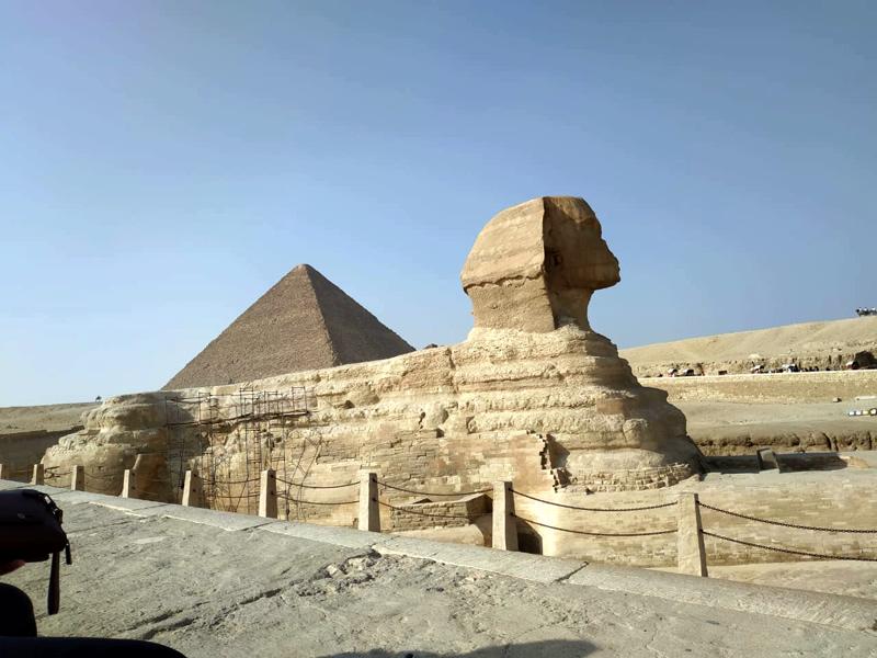Египетские пирамиды. Каир