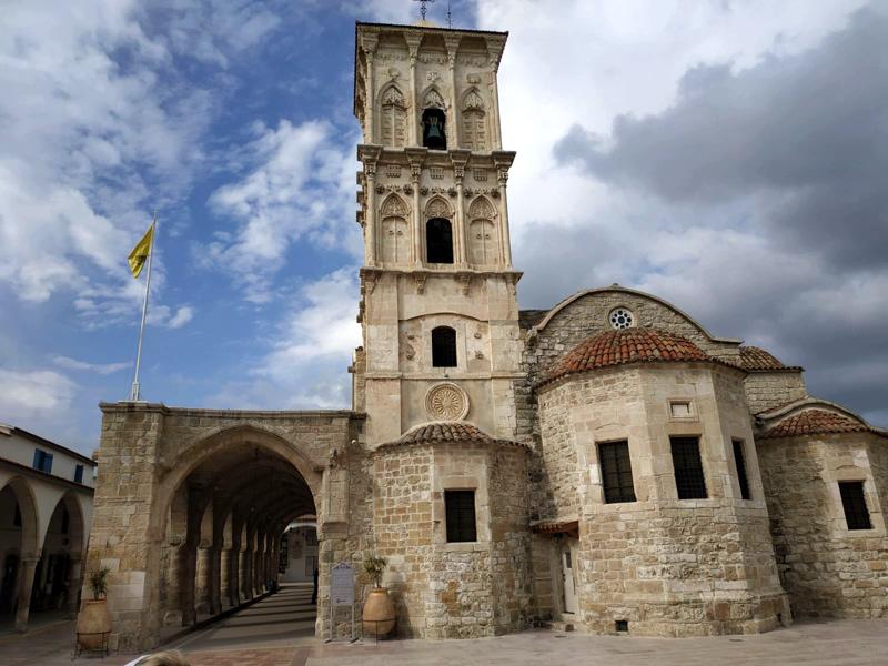 Первые фотографии Кипра от наших паломников - Чувашская Митрополия Паломнический отдел