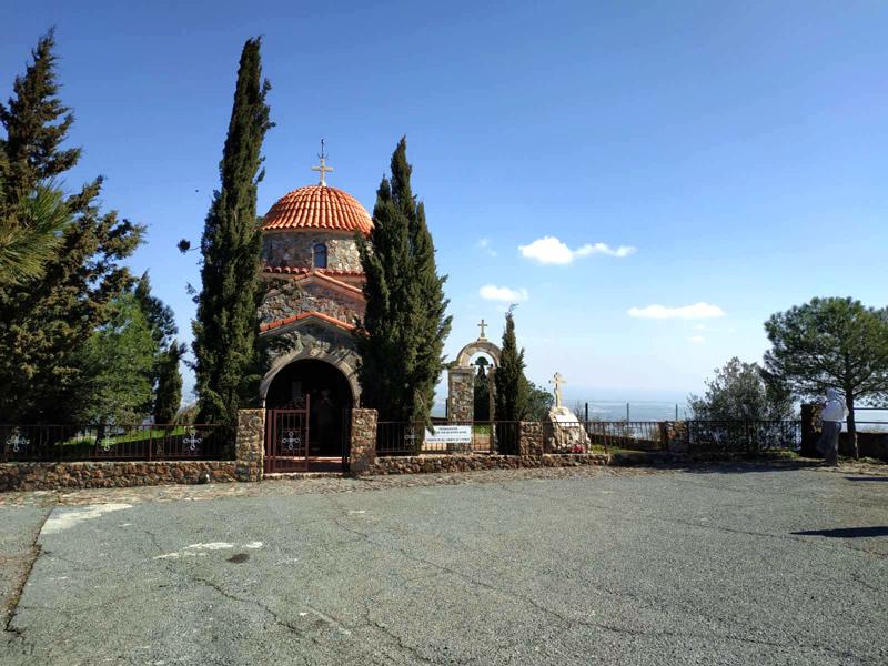 Продолжение Кипра - Чувашская Митрополия Паломнический отдел