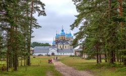 Коневский Рождество-Богородицкий мужской монастырь