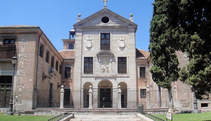 Монастырь Конвенто де ла Энкарнасион. Мадрид. Испания