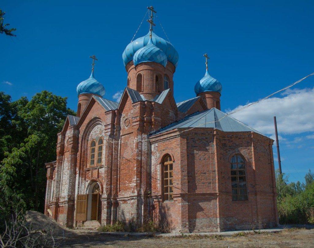 Храм в честь праведного Алексия человека Божия г.Ядрин
